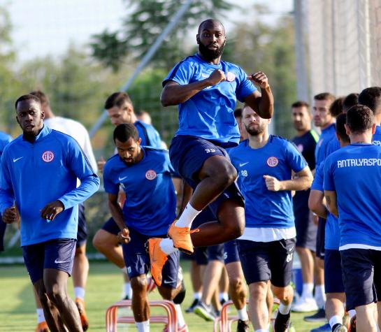 Antalyaspor'da Ankaragücü Hazırlıkları Başladı