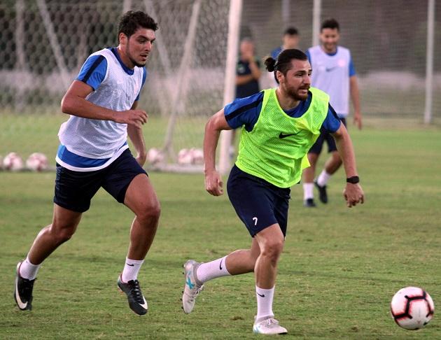 Sivasspor Maçı Hazırlıkları Başladı