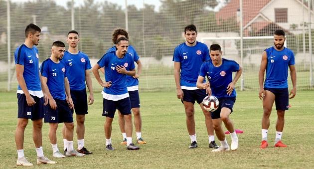Antalyaspor'da Kupa Provaları Sürüyor
