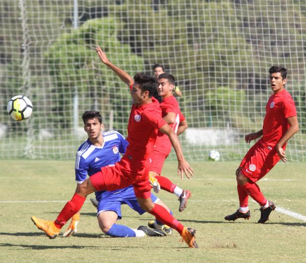 Antalyaspor U21 Takımı Sezonu Mağlubiyetle Kapattı