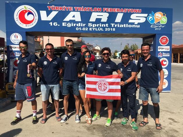 Antalyaspor Eğirdir'de Büyük Avantaj Kazandı