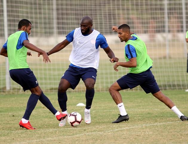 Antalyaspor'un Alanyaspor Hazırlıkları Sürüyor