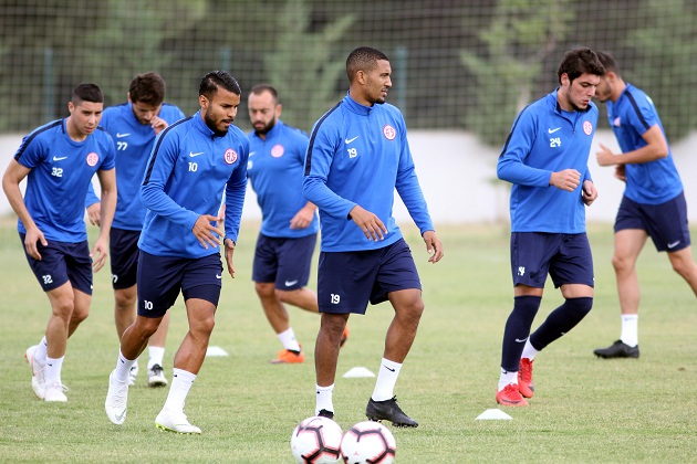 Trabzonspor Hazırlıkları Ara Vermeden Başladı