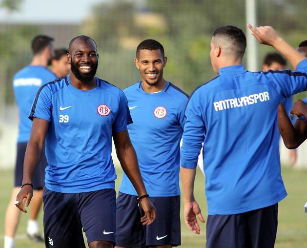 Antalyaspor'da Trabzonspor Hazırlıkları Devam Ediyor