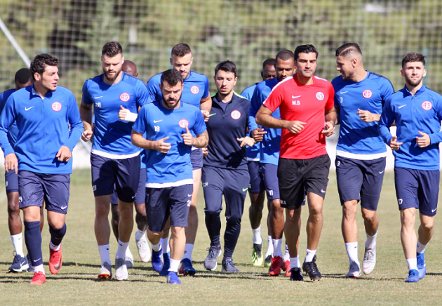 Antalyaspor'da Kasımpaşa Hazırlıkları Başladı