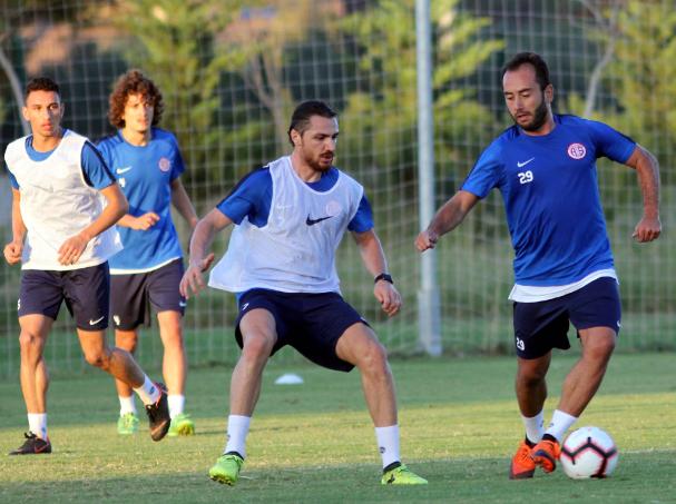 Antalyaspor'da Galatasaray Hazırlıkları Başladı