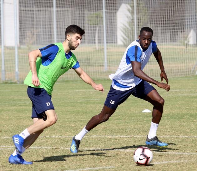 Antalyaspor'da Sabah Antrenmanı Yapıldı
