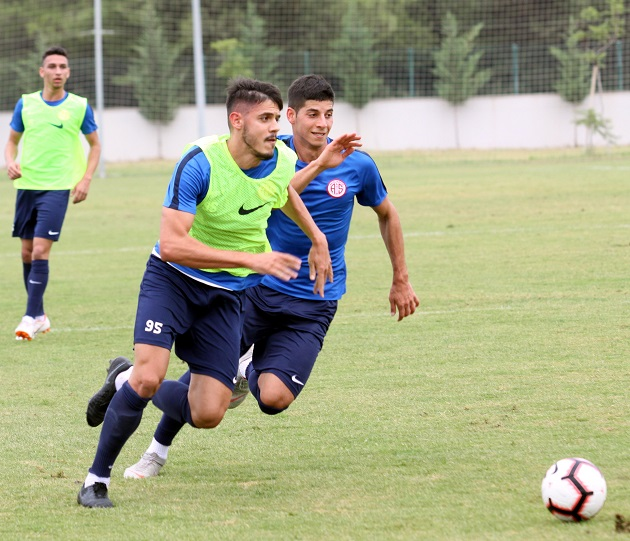Antalyaspor Gençleriyle Yenişemedi