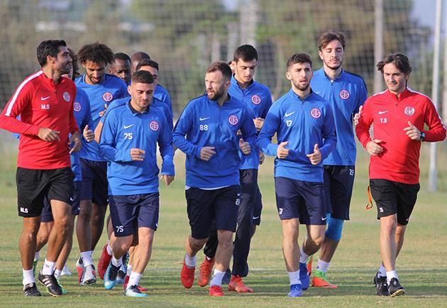Antalyaspor, Yeni Malatyaspor İle Karşılaşacak