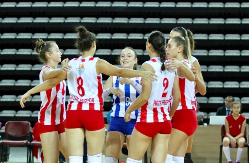 Antalyaspor Aydın'dan Galibiyetle Dönüyor