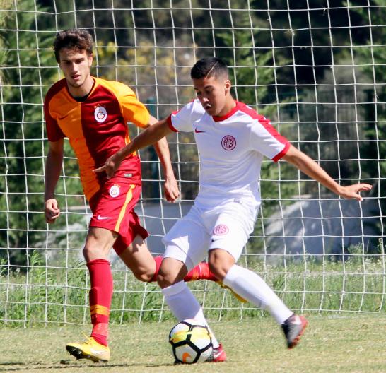 Antalyaspor İstanbul'da Kaybetti: 1-0