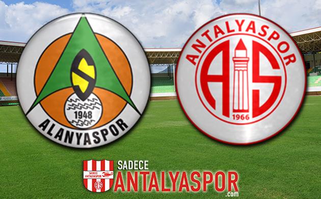 Aytemiz Alanyaspor – Antalyaspor (MAÇ KADROSU)