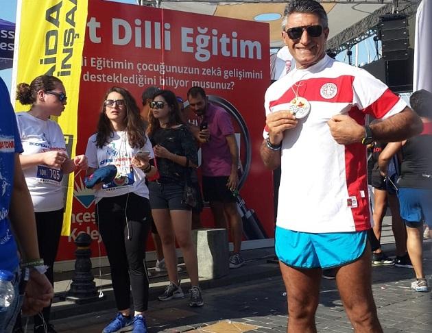 Antalyaspor Bodrum Yarı Maratonu'ndan 4.lük İle Ayrıldı