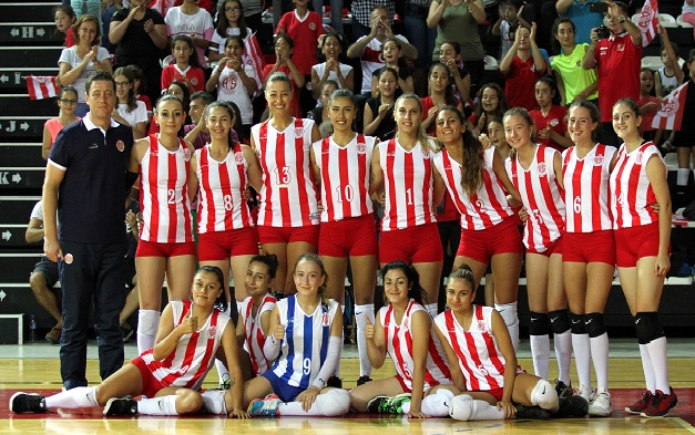 Antalyaspor'un Filedeki Rakibi Kepez Belediyesi
