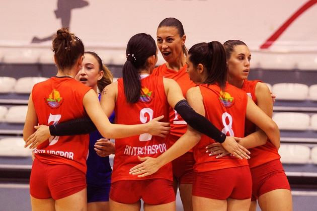 Antalya Derbisinin Kazananı Antalyaspor