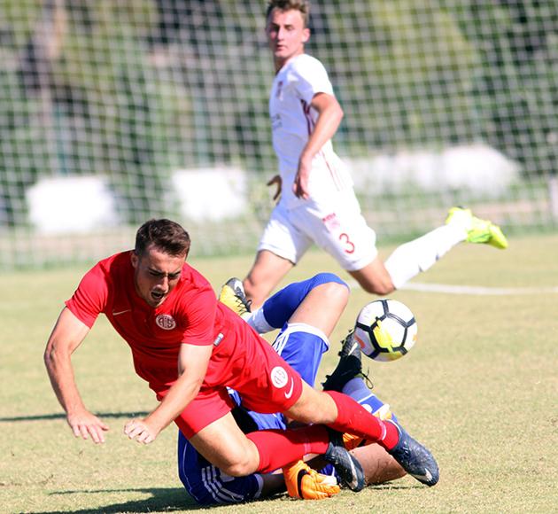 Antalyaspor U21 Takımı Kasımpaşa'ya Kaybetti