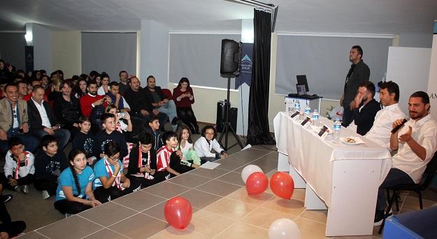 Antalyaspor'dan Bilim Koleji'ne Ziyaret