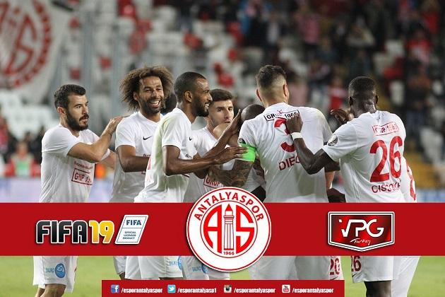 Antalyaspor, VPG Turkey Ligi'nde Mücadele Edecek