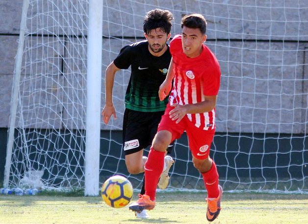 Antalyaspor U21 Evinde Galip: 2-0