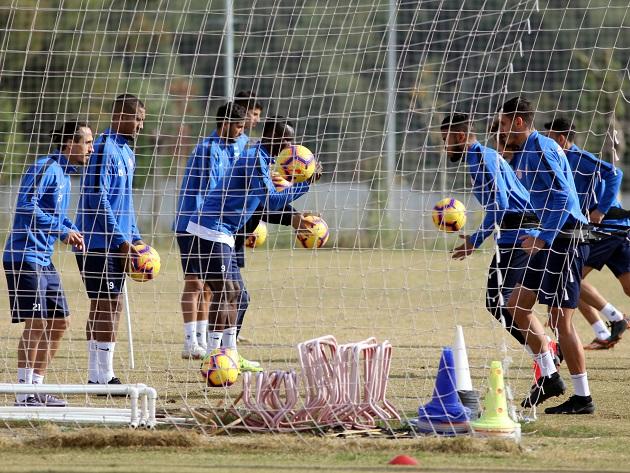 BB Erzurumspor Maçı Hazırlıkları Sürüyor
