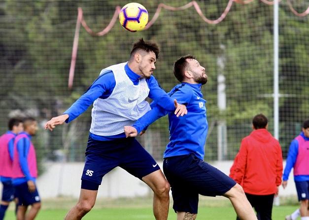 Antalyaspor'da Göztepe Hazırlıkları Devam Ediyor