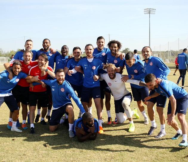 Antalyaspor'da Akhisarspor Hazırlıkları Devam Ediyor