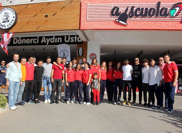 Antalyaspor Çarşısı'nda Her Ayın '7'sinde İndirim