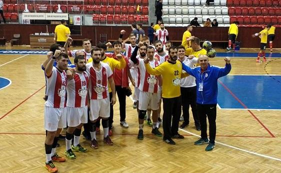 Antalyaspor Forma Aşkına: 28-22