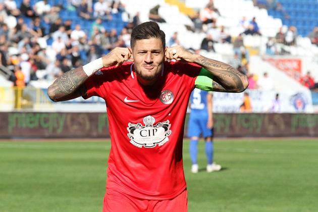 Diego İki Yıl Daha Antalyaspor'da