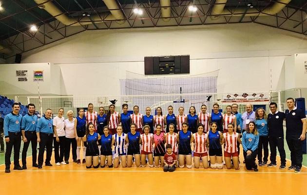 Antalyaspor Set Vermeden Geçti