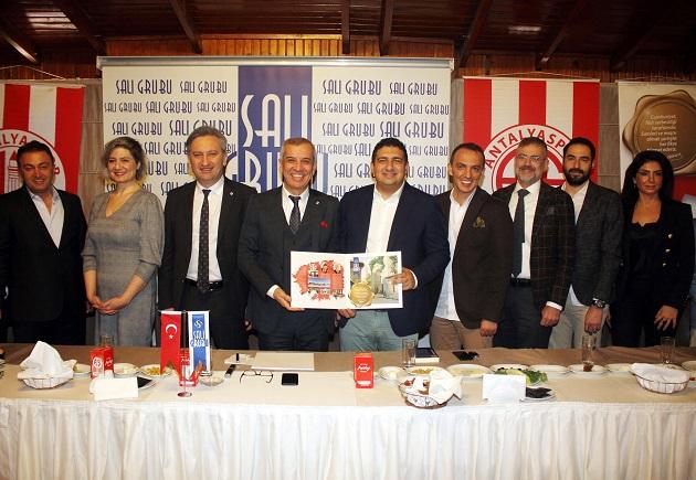 """Öztürk: """"Antalya, Antalyaspor Markasından Yararlanmalı"""""""