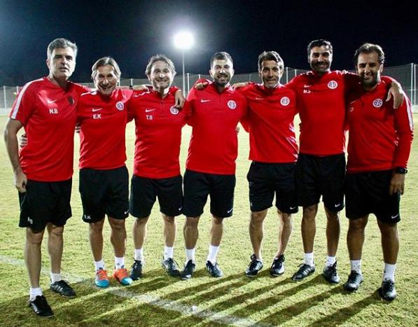 İbrahim Dağaşan Yeniden Antalyaspor'da