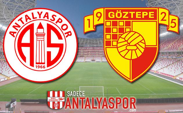 Antalyaspor – Göztepe (KADROLAR)