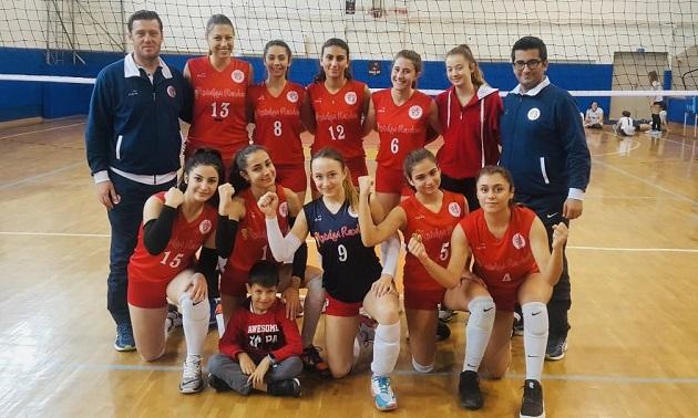 Antalyaspor Set Vermeden Geçti: 3-0