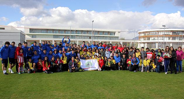 Antalyaspor'un Konuğu Adalya Koleji