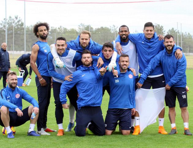 Bursaspor Maçının Kamp Kadrosu Belli Oldu