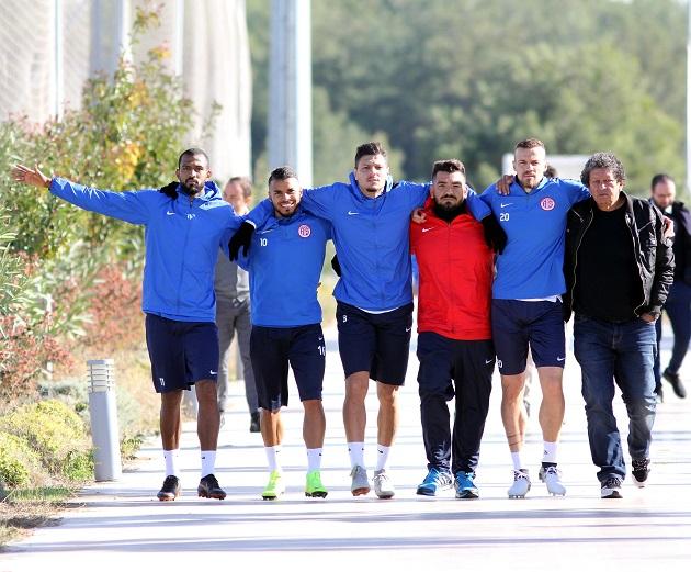 Antalyaspor'un Bursaspor Hazırlıklarında Sona Gelindi