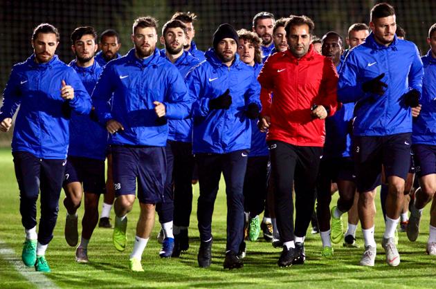 Antalyaspor'da Yeni Malatyaspor Hazırlıkları Başladı