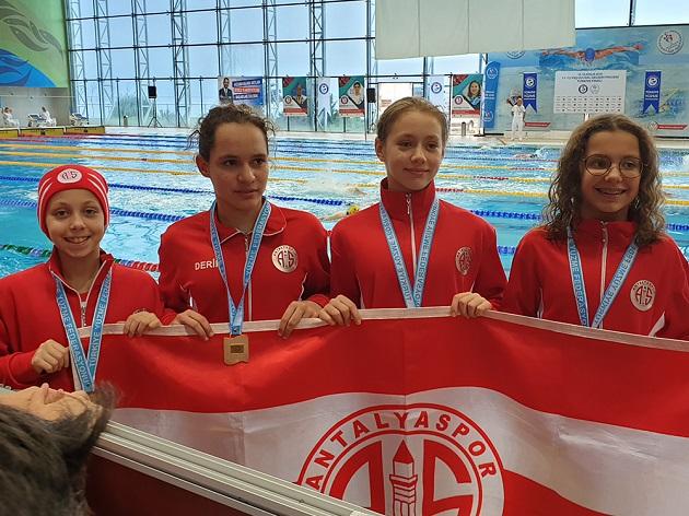 Antalyaspor Trabzon'da Yeni Başarılar Kazandı