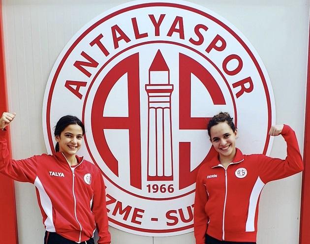 Antalyaspor Yüzme Takımı Sporcuları Türkiye Finali'ne Katılacak