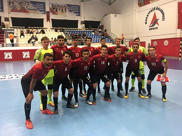 Futsal U19 Milli Takımı'na Antalyaspor'dan İki İsim