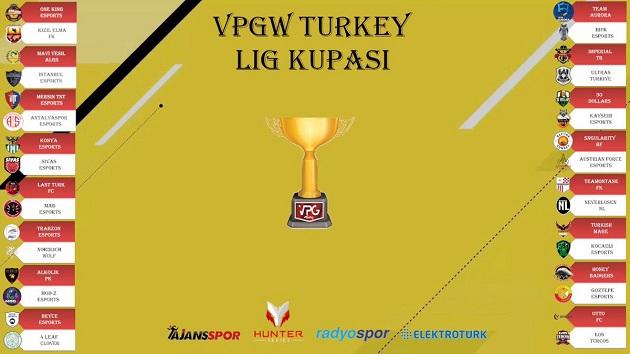 Antalyaspor'un VPG Türkiye Kupası'nda Rakibi Belli Oldu