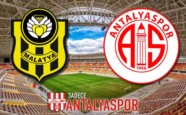 Yeni Malatyaspor – Antalyaspor (KADROLAR)