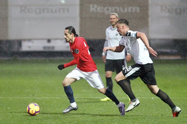 Antalyaspor Tat Vermedi: 0-3