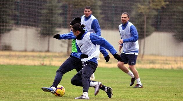 Antalyaspor'da Kayserispor Hazırlıkları Sürüyor