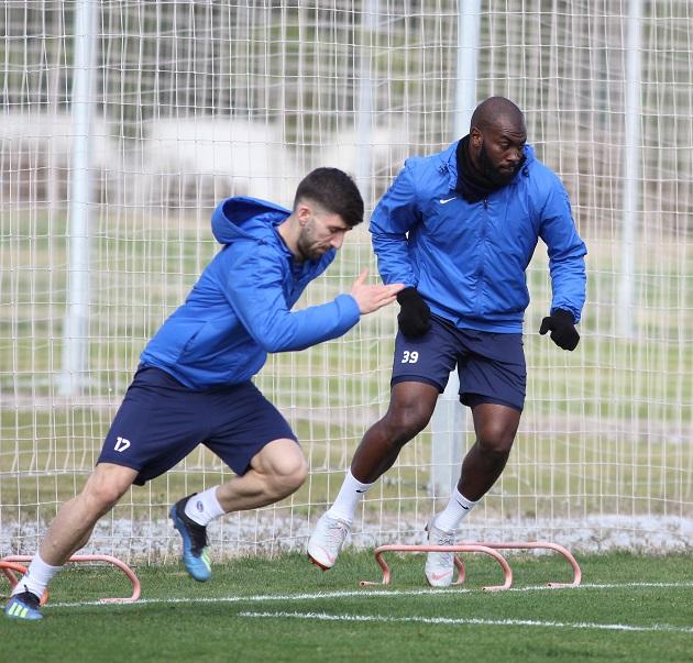 Antalyaspor'da Göztepe Maçının Hazırlıkları Tamamlandı