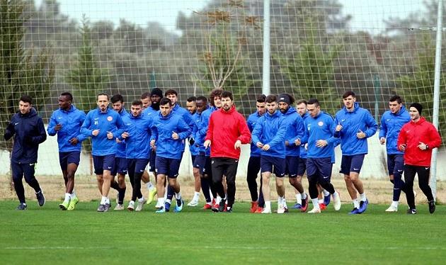 Antalyaspor'un Atiker Konyaspor Maçı Kamp Kadrosu Belli Oldu