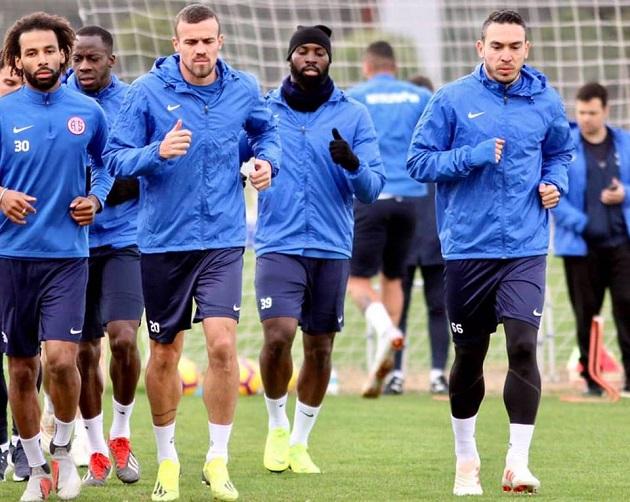Antalyaspor'da Beşiktaş Hazırlıkları Devam Ediyor