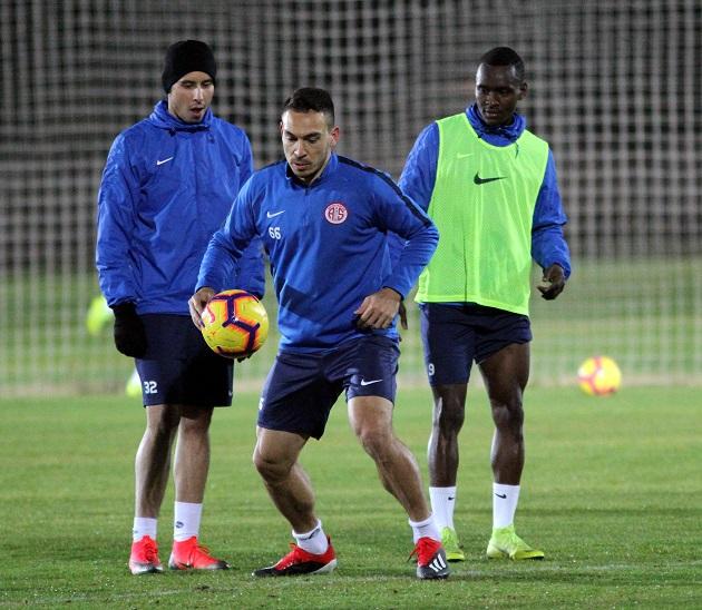 Antalyaspor'da Göztepe Hazırlıkları Başladı