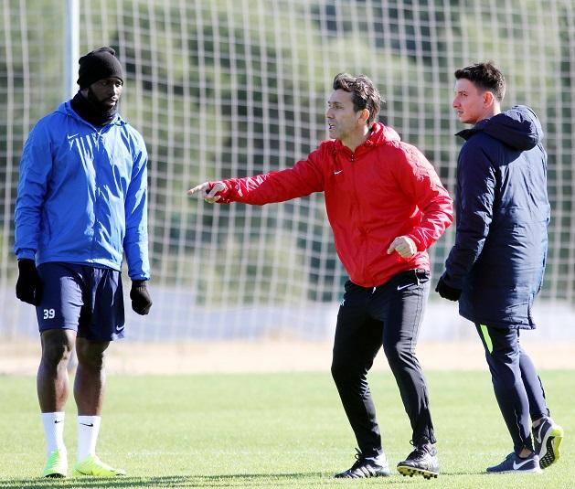 Antalyaspor'da Kayserispor Hazırlıkları Devam Ediyor